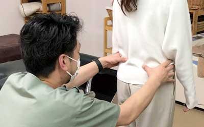 3.姿勢分析・筋力テスト