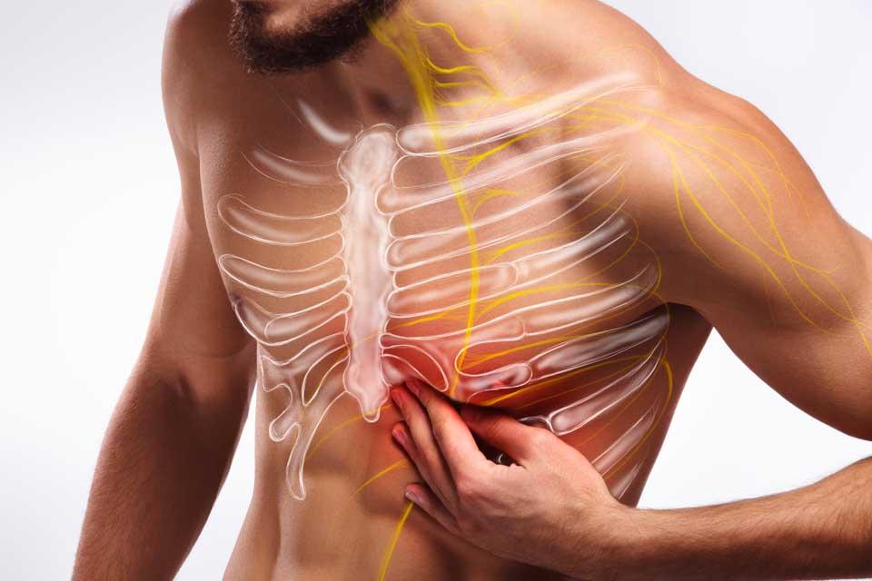 胸・背中の痛み